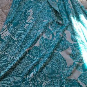 Talbots Summer Knit Dress